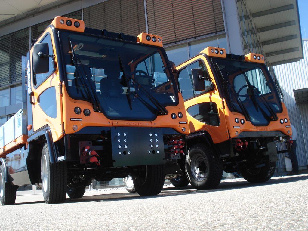 T1700 und T1400 mit neuer Optik