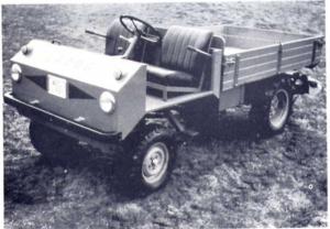 LADOG um 1960